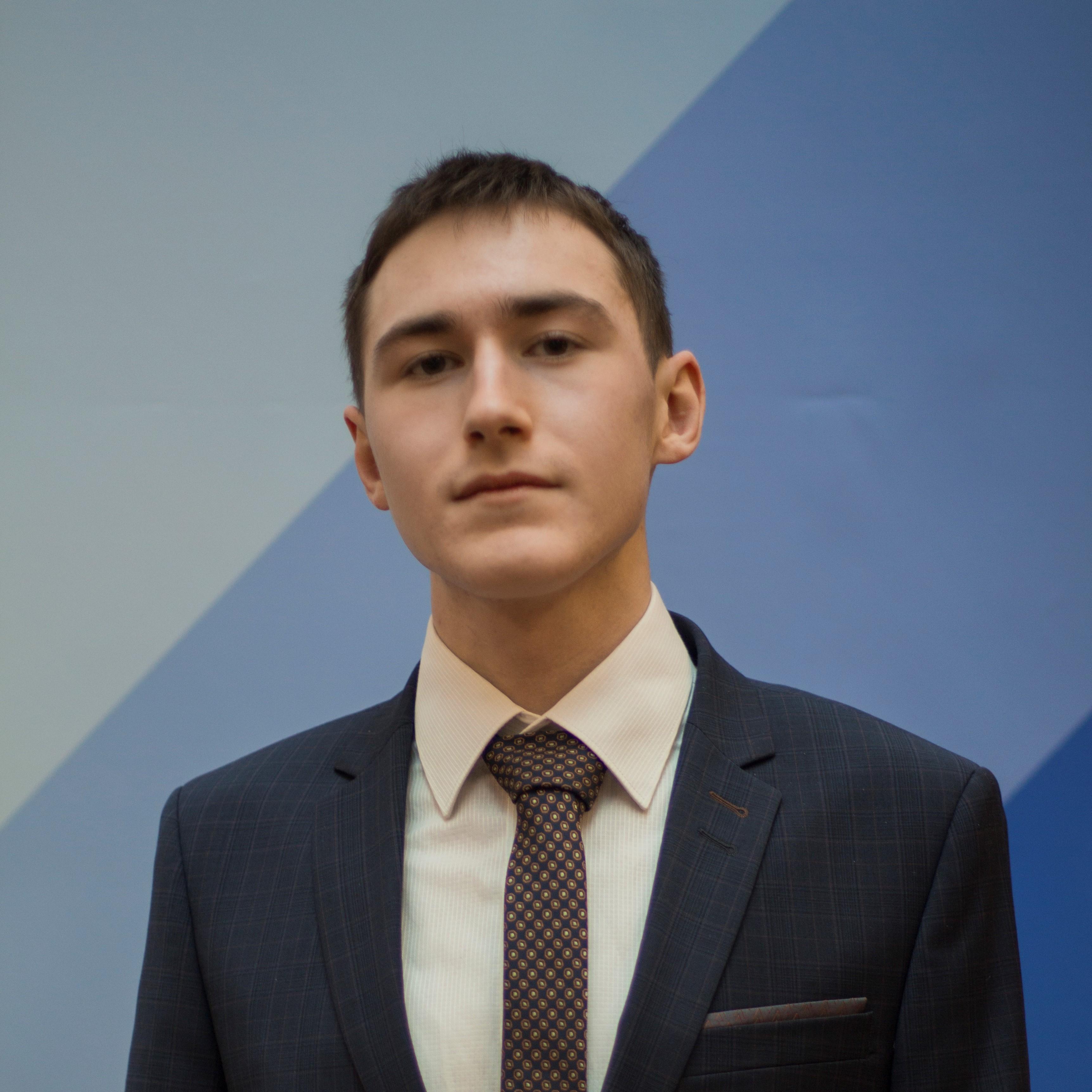 Роман Сметанин