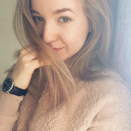 Екатерина Крымкина